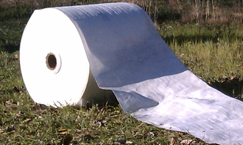 Roll Of Unfilled Tubing Aprx 1250 Yards